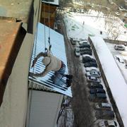Балконные козырьки в Алматы