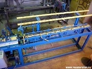 Станок автомат для производства рабицы в Петропавловске.