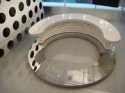 Изготовление столешницы,  подоконников (искусственный камень)