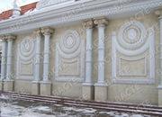 Изготовление декоративных элементов фасада