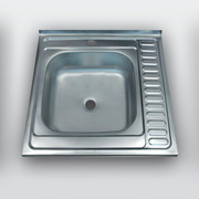 Кухонная мойка из нержавеющей стали модель 6060