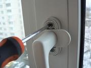 Ремонт окон,  дверей и других изделий из ПВХ.Низкие цены!Высокое качест