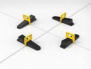 Система выравнивания крупноформатной плитки-3D Krestiki Quattro
